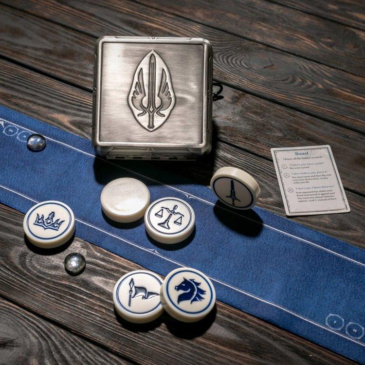A Tellstones a League of Legends készítőinek új társasjátéka.