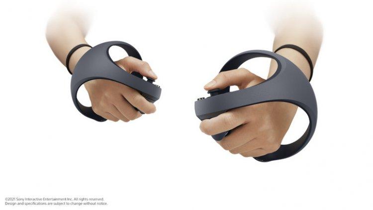 Ez lenne a PSVR 2, a PS5 konzolhoz készült virtuális valóság rendszer.